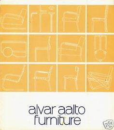 ALVAR AALTO FURNITURE Juhani Pallasmaa 1984 | Chair Design Artek Modernism RARE | eBay