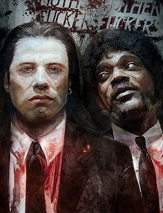Pulp Fiction. Vlad Rodriguez