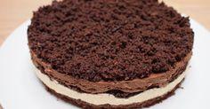 Myslíme si, že by sa vám mohli páčiť tieto piny - serfelovam Czech Desserts, Sweet Desserts, Sweet Recipes, Brownie Recipes, Cheesecake Recipes, Cakes Plus, Czech Recipes, Food Humor, How Sweet Eats