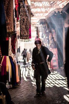 AFAR.com Highlight: Morning walk through the Souks by Joshua Drake
