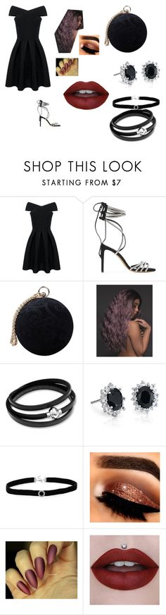 """love it"" by sky006love ❤ liked on Polyvore featuring Alexandre Vauthier, Carvela, Blue Nile and BillyTheTree"