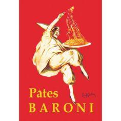 Buyenlarge Pates Baroni Canvas Art