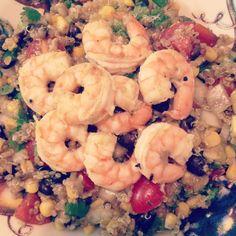 Tone It Up - Recipe Profile - Southwest Quinoa Bowl