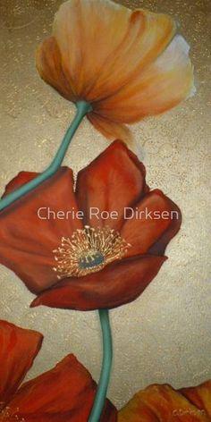 Poppy Paradise by Cherie Roe Dirksen