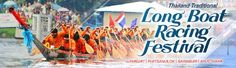 Saraburi Long Boat Racing Festival: Thailand is not famed for boat racing excitement. But, one province not too far from Bangkok is the place to witness traditional long boat races. Bangkok, Thailand, Racing, Boat, Activities, Traditional, Painting, Running, Dinghy