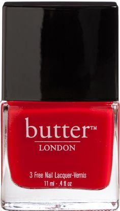 Butter London Nail Lacquer #ButterLondon