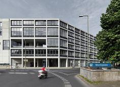Geschäftshaus von Barkow Leibinger in Berlin / Detroit am Moritzplatz - Architektur und Architekten - News / Meldungen / Nachrichten - BauNetz.de
