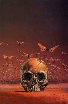 Bug skull Illustration Numérique, Tête De Mort, Artistes, Dessins,  Recherche, Squelettes 8ae7858c245