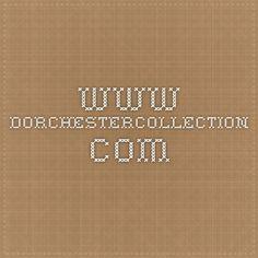 www.dorchestercollection.com