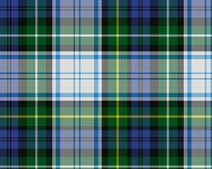 Campbell dress Clan TartanWR1962