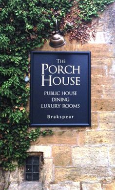 Rooms - The Porch House. Formerly called, The Royalist Hotel. The oldest inn, ever! Establisted 947 AD. Stow-on-the-Wold