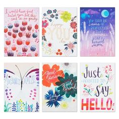 Samantha Lewis Postcards