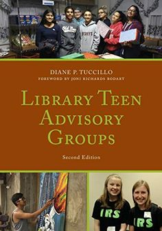 Library Teen Advisory Groups / Diane P. Tuccillo Lanham, MD : Rowman & Littlefield, 2018 #SDDOEBibliography Aug 2018