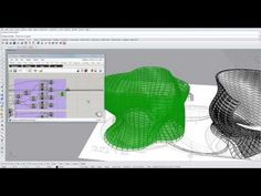 Grasshopper3D - Speed Modeling - Generative Architectural Patterns - YouTube