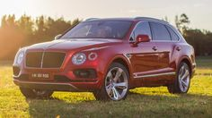 BENTLEY BENTAYGA $335,000
