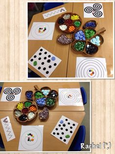 "Fine motor fun with spots, spirals & other patterns - from Stimulating Learning with Rachel ("",)"