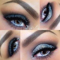 Trendy Ideas of Eye Makeup for Blue Eyes ★ See more: https://makeupjournal.com/eye-makeup-for-blue-eyes/