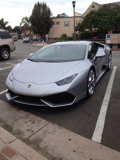 Lamborghini in Capitola CA