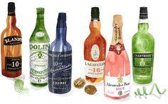 """"""" Bottles """" © Alice Tait 2012"""