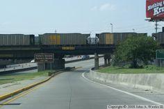 Poplar Street Bridge - East St. Louis to St. Louis