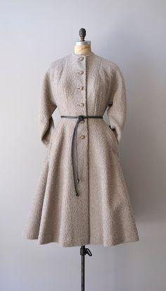 vintage 1940s Whirl & Whim princess coat    #1940s #princesscoat #vintagecoat