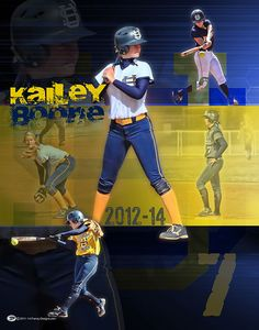 We would like to congratulate Kailey Boone on an amazing two years at Southern Union State Community College!  We were honored to be able to create a custom softball poster for one of our special and favorite clients for a customized gift  to celebrate her softball career at Southern Union State Community College. The Bisons will continue on their season to Utah for the National Tournament. We wish you all good luck!