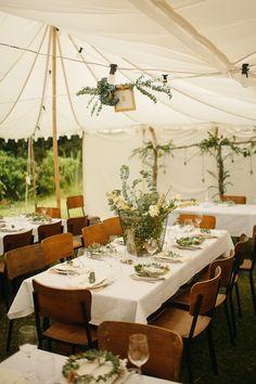 LOVE this table styling - Wildernest Glamping Wedding Matakana Wedding Sets, Wedding Styles, Our Wedding, Dream Wedding, Garden Party Wedding, Indoor Wedding, Glamping Weddings, Low Budget Wedding, Bohemian Wedding Decorations