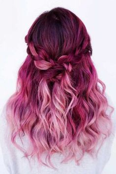 Best Balayage Hair Colors Ideas And#8211; Photos of Blonde, Caramel and Silver Hairstyles ★ See more: http://lovehairstyles.com/stylish-cute-hair-colors/