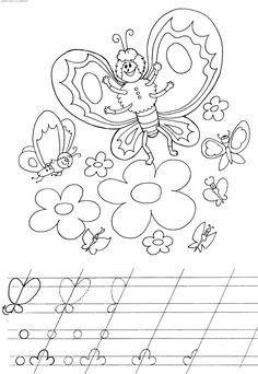 Раскраска Мотыльки. Раскраска Бабочки, бабочка, мотылек, цветы, школьные прописи для детей, рисунки прописи для дошкольников, подготовка к школе