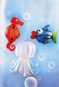 petits animaux marins