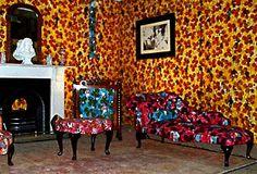 artnet.com Magazine Reviews - THE JOHANNESBURG BIENNALEYinka Shonibare Victorian Philanthropist Parlour
