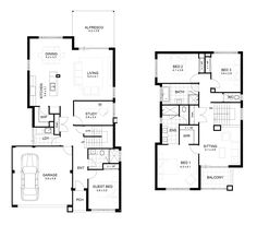 One Story Floor Plans With Basement Small Two Story House Plan Sq Ft House Plans Two Story House Plans Sq Ft Beautiful 3 Story House With Basement Floor Plans Shop House Plans, Modern House Plans, House Floor Plans, 4 Bedroom House Plans, Two Storey House Plans, 2 Storey House Design, Minecraft Houses Blueprints, House Blueprints, Master Suite Floor Plan