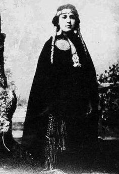 1890. Mapuche