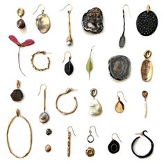 Julie Cohn Design 2014 Collection - Earring in the collection