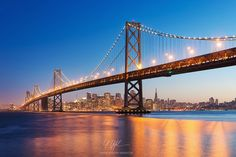 """Spectacular San Francisco - """"Spectacular San Francisco""""  Wheter you celebrate Christmas or not you can enjoy this photo of spectacular San Francisco with a hint of thoughtfulness. I live in a small Bavarian town in Germany and am looking forward to this day every year now for 28 years. While reviewing my archives today this photo most fascinated me and fits best to this solemn day.  Silent night! Holy night! Brought the world peace tonight, From the heavens' golden height Shows the grace of…"""