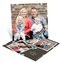 More Christmas Card Photo Ideas - Accessorize #Christmascards #peartreegreetings #photos