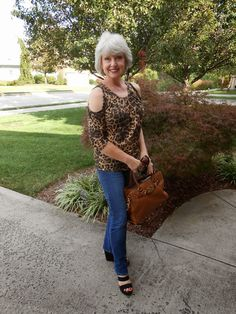Fifty, not Frumpy: Wear It Wednesday - Casual