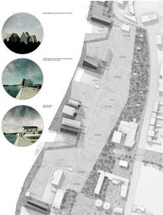 Transformation des Stadthafens in Wittenberge, Lageplan