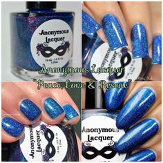 Anonymous lacquer love peace and resque hhc october -17