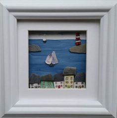 Hey, I found this really awesome Etsy listing at https://www.etsy.com/listing/486098763/cornish-pebble-art-cornish-cottages-on