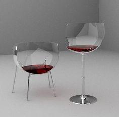Le design au service du vin | Alexis Sabourin - #wine inspired #design