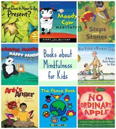 What is Mindfulness Books for Kids- Kid World Citizen
