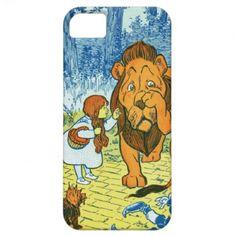 Wizard of Oz iPhone 5 Cover #WizardofOz #Fairytale #Mobile #iPhone