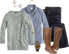 """1.18.13"" by oregonmiss ❤ liked on Polyvore"