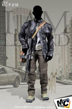 onesixthscalepictures: MC Figure Toys Trial Master Leather Jacket Set : Latest product news for 1/6 scale figures (12 inch collectibles) fro...
