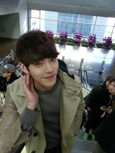 Fan Art of ♥ Kim Woo Bin ♥ for fans of Kim Woo-Bin 36412349 Kim Woo Bin, Asian Actors, Korean Actors, Kdrama, Korean Star, Lee Jong Suk, Raining Men, Cute Actors, Korean Celebrities