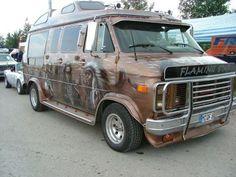 17943c06bc 23 Best GMC Vandura   Chevy Van images