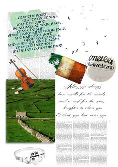 """Ireland"" by born2besomebody ❤ liked on Polyvore"