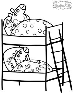 Peppa Pig Coloring Pages and Sheets http://procoloring.com/peppa-pig-coloring-pages-and-sheets/