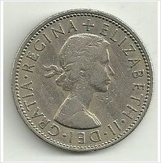 1962 QEII GREAT BRITAIN Florin, Two Shillings KM# 906 4146/4 Listing in the Florins,United Kingdom,Coins,Coins & Banknotes Category on eBid United Kingdom